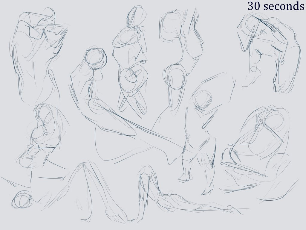 30 Second Studies