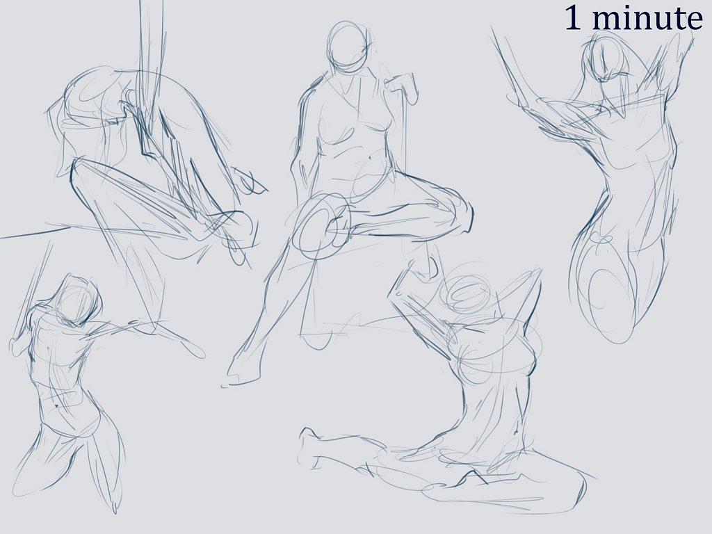 1 Minute Studies