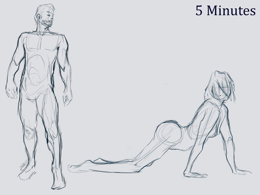 5 Minute Studies